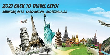 2021 Back to Travel Expo! tickets