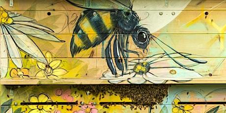 HISTOIRE VIV/LIV HIST:L'apiculture avec Apiverte/Bee Keeping with Apiverte tickets