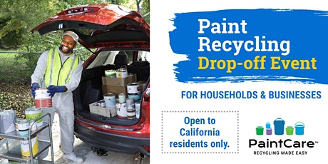 Paint Drop-Off Event - Luther Burbank Center for the Arts tickets