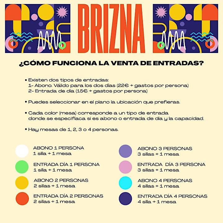 Imagen de La La Love You + Bigott. Brizna Festival 2021. Entradas y Abonos Festival.