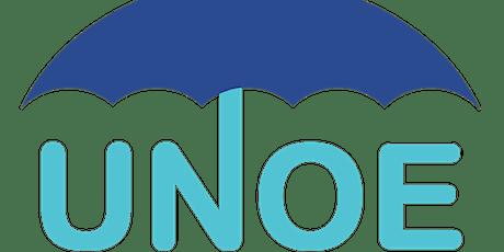 UNOE General Meeting tickets