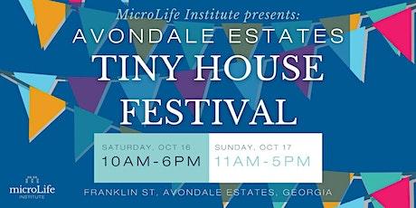 Avondale Estates Tiny House Festival tickets