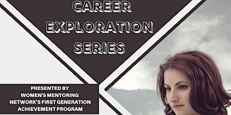 Career Exploration Series featuring Gladymar Guzman - Hearst Media tickets