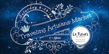 Traveling Artisan's Market tickets