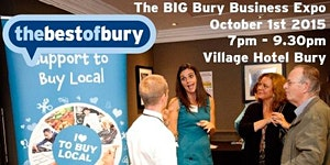 The BIG Bury Business Expo - October 2015