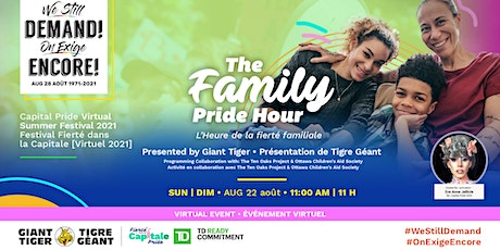 The Family Pride Hour presented by Giant Tiger tickets