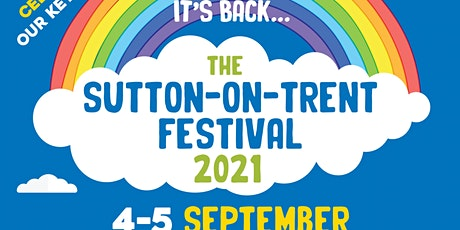 Sutton on Trent Festival tickets