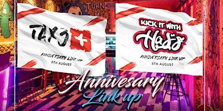 Tax3 x KIWH Anniversary Link Up tickets
