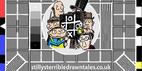 Stilly's Terrible Drawn Tales tickets