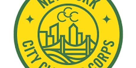 City Cleanup Corps To Refresh and Beautify The Bronx tickets