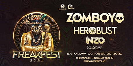 Freakfest  with Zomboy tickets