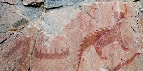 HISTOIRE VIVANTE/LIVING HISTORY:Peinture sur roches/Rock Painting tickets