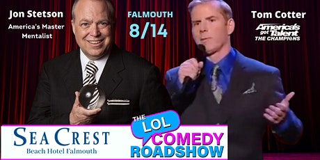 LOL Comedy Roadshow Sea Crest Beach Hotel tickets
