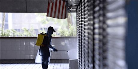 Job Recruitment: School-Based  Sanitation  Worker tickets