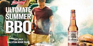Budweiser's Ultimate Summer BBQ
