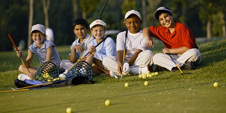 Copy of ELEVATION JUNIOR GOLF GIRLS AND BOYS AGES 8 to 13yrs. AUGUST SERIES tickets