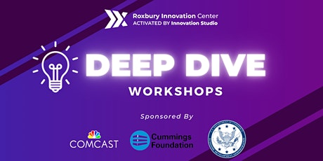 Monthly Deep Dive Workshop: Female Founders and Angel Investments tickets