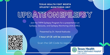Update on Epilepsy tickets