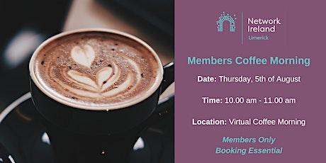 Network Ireland Limerick Coffee Morning tickets
