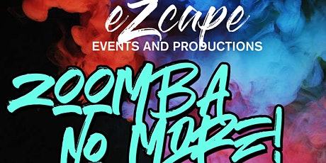 FREE OUTDOOR ZUMBA Masterclass - ZOOMBA NO MORE! Dance Party tickets