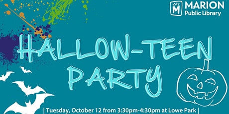 Hallow-Teen Party tickets