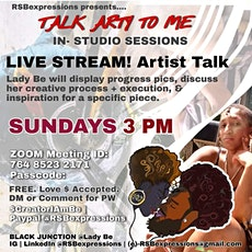Talk Arty To Me : In Studio Sessions tickets