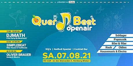 Querbeet Openair Tickets