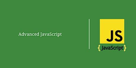 Advanced JavaScript biglietti