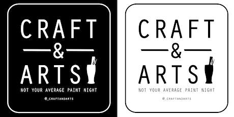 CRAFT & ARTS - Red Beards Taproom tickets