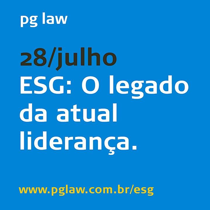 Imagem do evento Decodificando o ESG