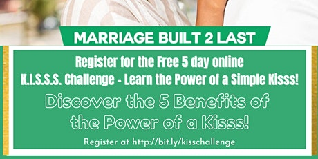 5 Day  K.I.S.S.S. CHALLENGE Free entradas
