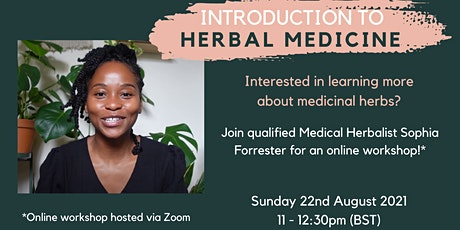 Introduction to Herbal Medicine tickets