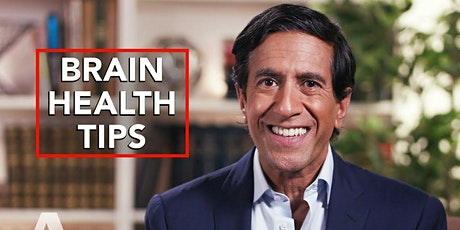 Tips for brain health – AppleCare Virtual Event tickets