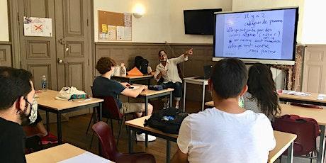 Estudia francés en Accent Français, Montpellier tickets