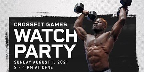 CFNE CrossFit Games Watch Party tickets