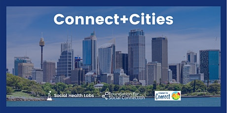 Connect+Cities tickets