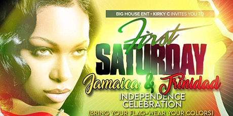 """""""1ST SATURDAY"""" -""""DUNNS RIVER ISLAND CAFE- TAMPA,FLORIDA tickets"""