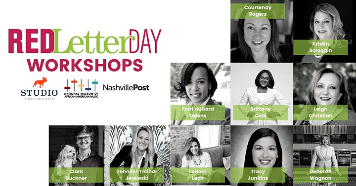 Red Letter Day 2021: A Marketing to Women Event image