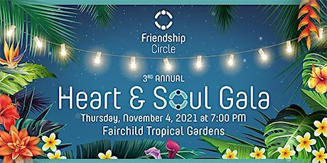 3rd Annual Heart and Soul Gala - Sponsorship Opportunities tickets