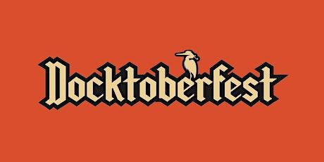 Docktoberfest 2021 tickets