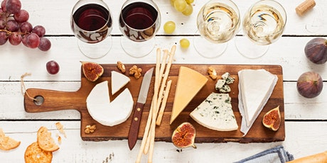 Wine and Cheese Pairing Experience feat. Smith's Country Cheese tickets