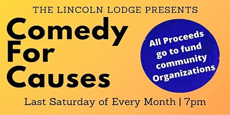 Comedy for Causes tickets