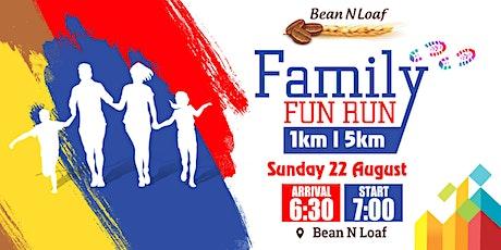 Bean N Loaf Fun Run 2021 tickets