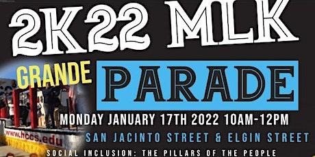 28th Annual MLK Grande Parade tickets