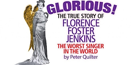 Glorious by Peter Quilter tickets