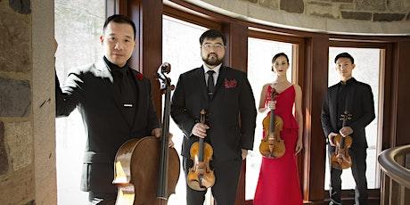 Parker Quartet tickets