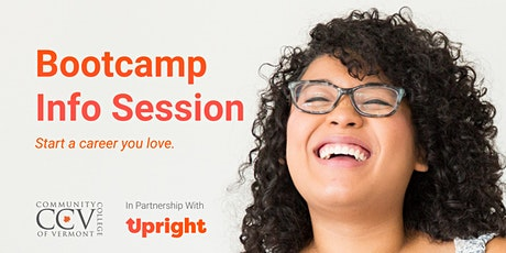 Online Coding Bootcamp Info Session tickets