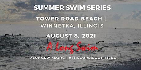Tower Road Open Water Swim –Tower Road Beach in Winnetka, Illinois tickets