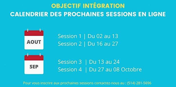 Image de Objectif Intégration - Session 2