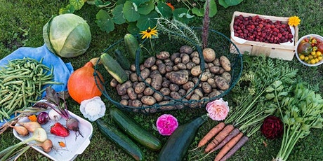 Fall and Winter Vegetable Gardening tickets